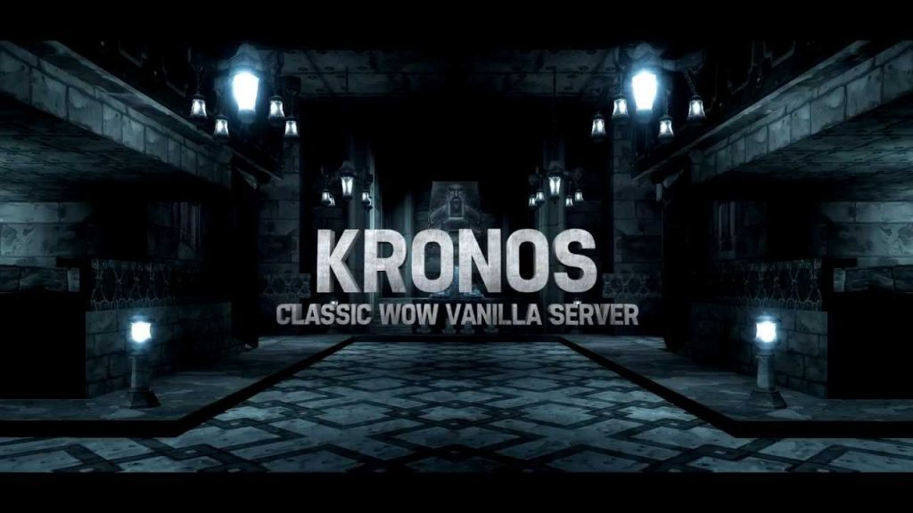 kronos wow vanilla private server