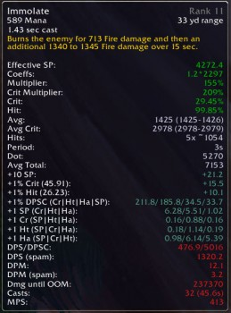 Alternative to drdamage addon? World of warcraft forums.
