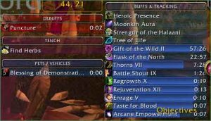 Combat | World of Warcraft Addons - DKPminus