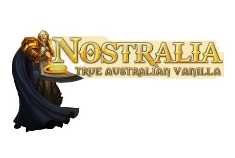 Nostralia Australia Vanilla WoW Server
