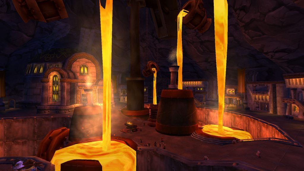 Vanilla WoW Blacksmithing Guide