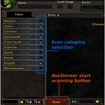 auctioneer-wow-addon-categories