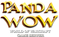 panda wow russian mop private server