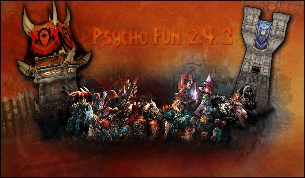 psychofun 243 burning crusade funserver