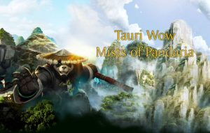 tauri wow mop private server
