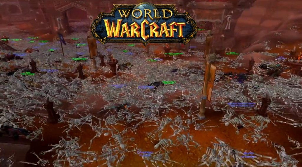 vanilla world of warcraft notable events