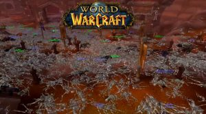 vanilla world of warcraft notable events
