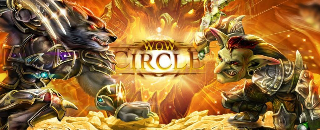 wow circle wotlk x100 high rate wow server