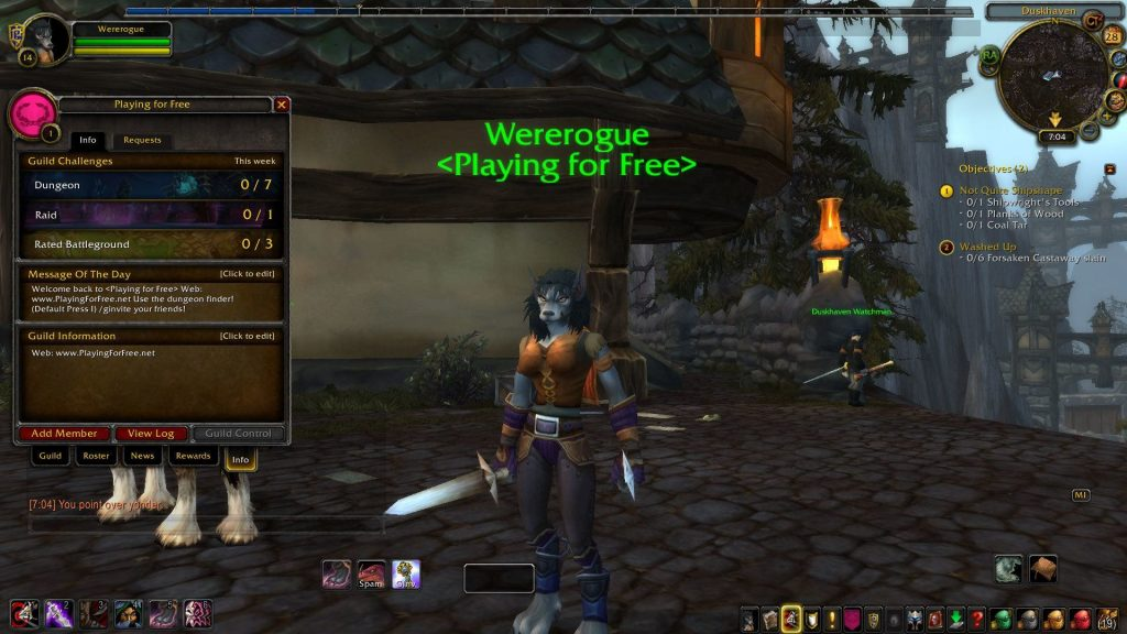 world of warcraft privat server cataclysm
