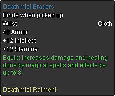 Deathmist Bracers
