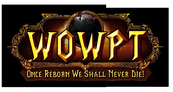 WoWPT – WoWTLK Progressive server - DKPminus