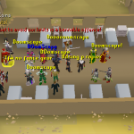 DoomScape RSPS dueling