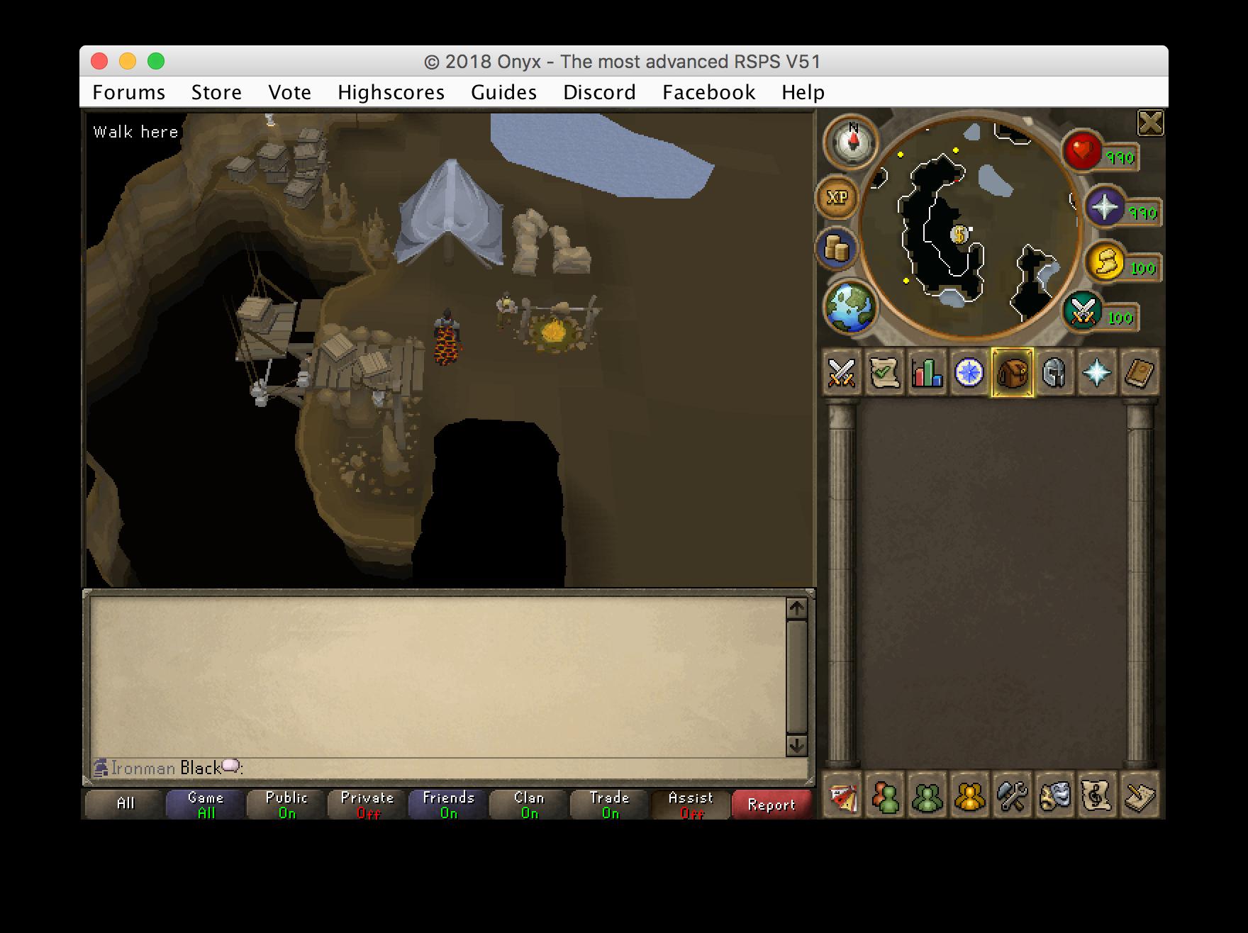 Onyx Runescape Private Server Dkpminus