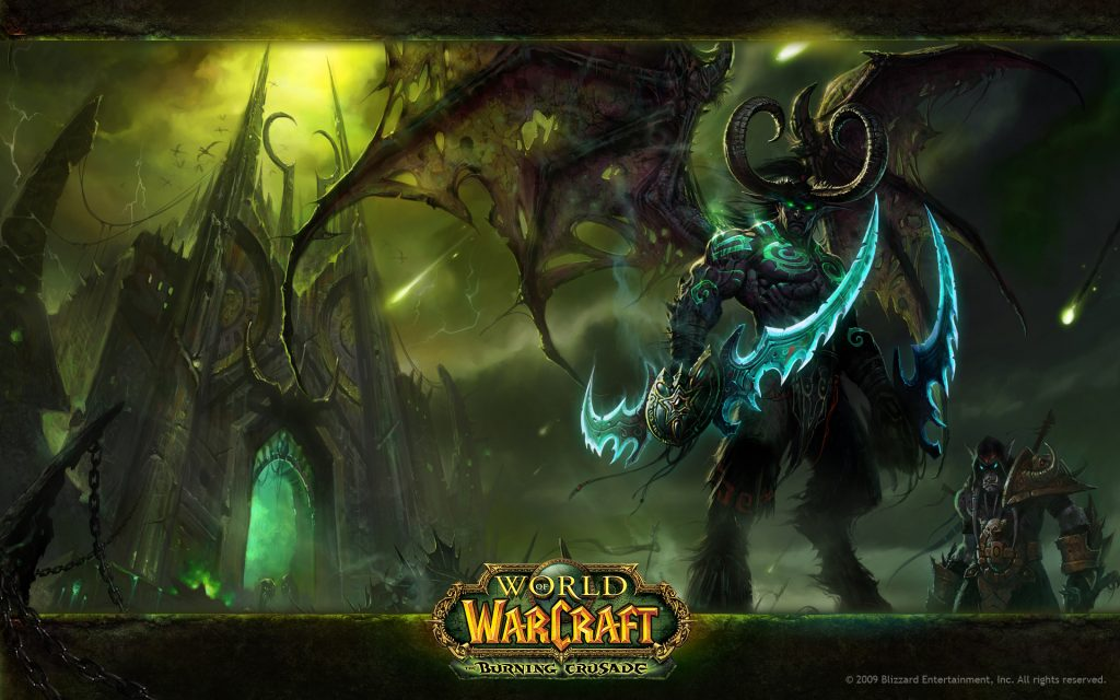 WoW 2 4 3 Download | Burning Crusade Client - DKPminus