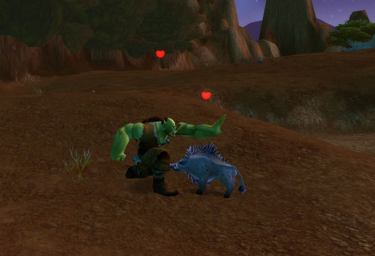 wow classic hunter pet