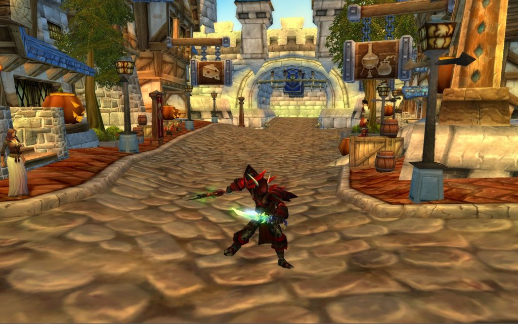 Vanilla WoW Rogue Enchantment Guide for Level 60