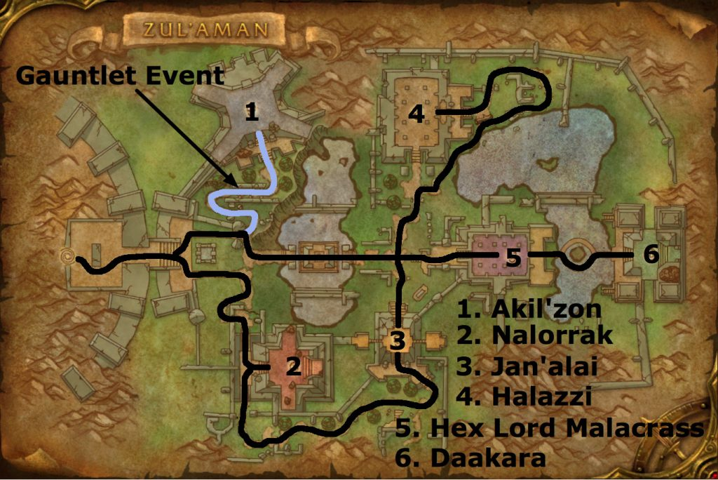Zul'Aman Heroic Dungeon Guide