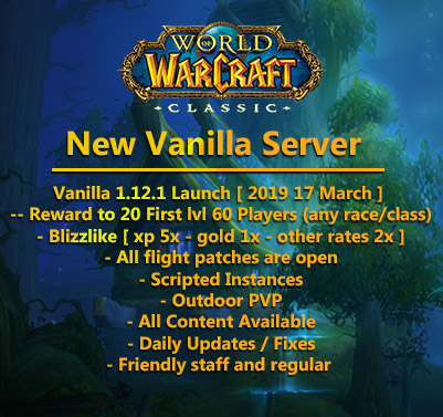 Wizardwow Vanilla 1 12 1 Released - DKPminus