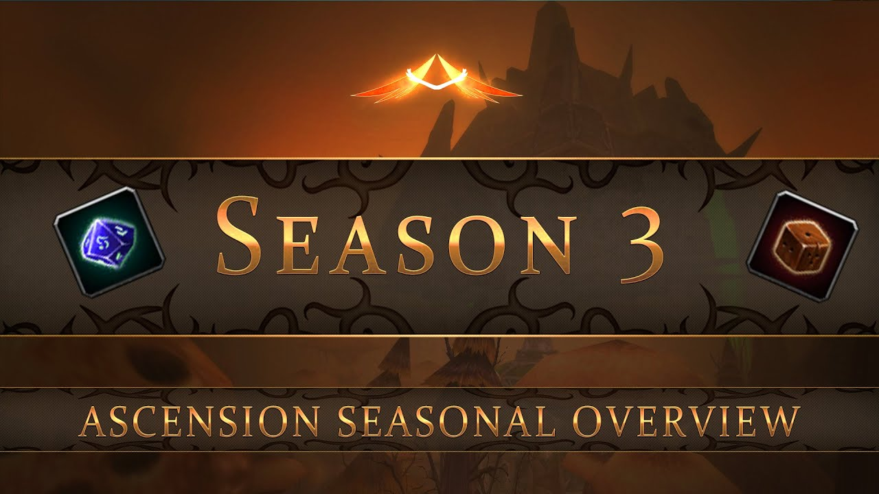 Project Ascension: Season 3 – Wildcard Mode Goes Live Soon! - DKPminus